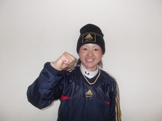 YKK女子ソフトボールチーム林選手