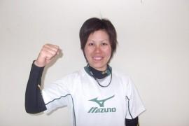 YKK女子ソフトボールチーム内山選手
